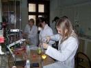 Analitycy oznaczają kwasowość soku jabłkowego
